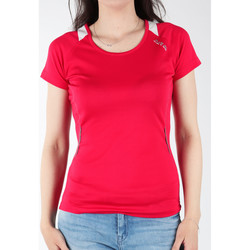vaatteet Naiset Lyhythihainen t-paita Dare 2b T-shirt  Acquire T DWT080-48S pink