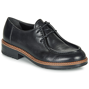 kengät Naiset Derby-kengät André ETIENNE Musta