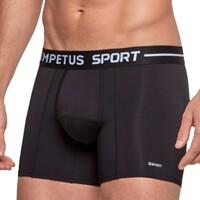 Alusvaatteet Miehet Bokserit Impetus Sport 2052B87 020 Musta