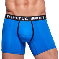 Alusvaatteet Miehet Bokserit Impetus Sport 2052B87 C11 Sininen