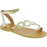 kengät Naiset Sandaalit ja avokkaat Attica Sandals APHRODITE CALF GOLD oro