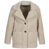 vaatteet Naiset Paksu takki Only ONLFILIPPA Grey