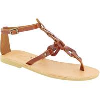kengät Naiset Sandaalit ja avokkaat Attica Sandals GAIA CALF DK-BROWN marrone