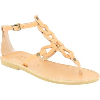 kengät Naiset Sandaalit ja avokkaat Attica Sandals GAIA CALF NUDE Nudo