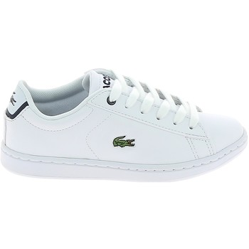 kengät Matalavartiset tennarit Lacoste Carnaby Evo BL C Blanc Marine Valkoinen