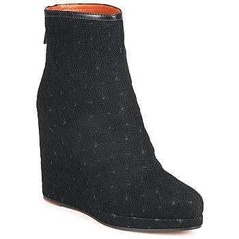 kengät Naiset Nilkkurit Missoni TONSU Musta