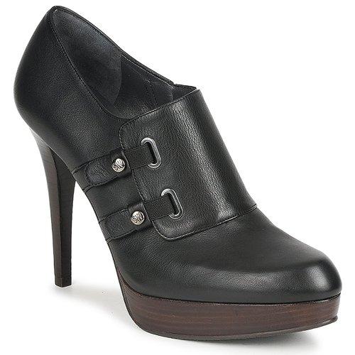 kengät Naiset Nilkkurit Stuart Weitzman TWO BUCKS Black