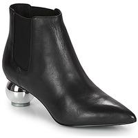 kengät Naiset Nilkkurit Katy Perry THE DISCO Musta