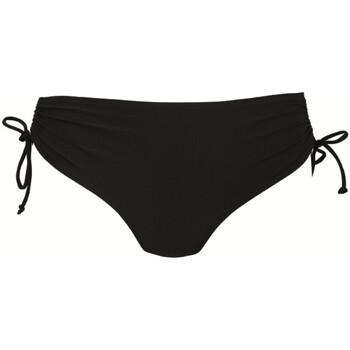 vaatteet Naiset Bikinit Rosa Faia 8703-0 001 Musta