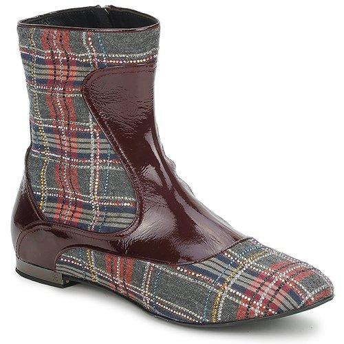 kengät Naiset Bootsit Fabi FD9677 Multicolour