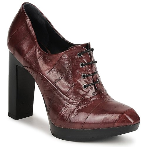 kengät Naiset Nilkkurit Fabi FD9734 Brown
