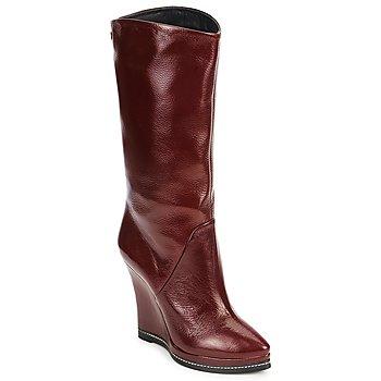 kengät Naiset Nilkkurit Fabi FD9737 Bordeaux