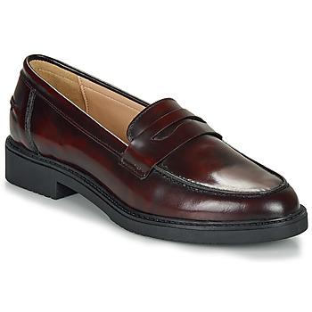 kengät Naiset Mokkasiinit André NERE Bordeaux