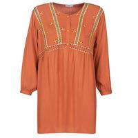 vaatteet Naiset Lyhyt mekko Betty London LOULIA Oranssi