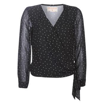 vaatteet Naiset Topit / Puserot Moony Mood LUKE Black