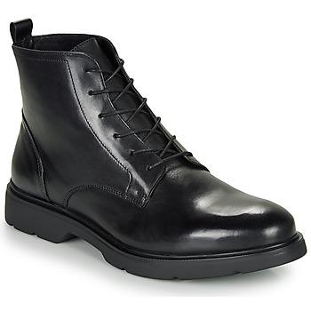 kengät Miehet Bootsit André GEREMY Musta