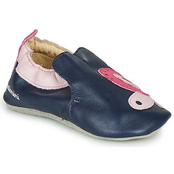 kengät Tytöt Tossut Catimini CITOLA Laivastonsininen / Pink