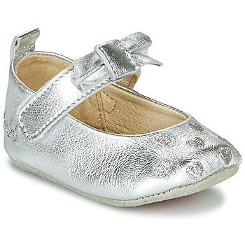 kengät Tytöt Tossut Catimini CORIDA Hopea