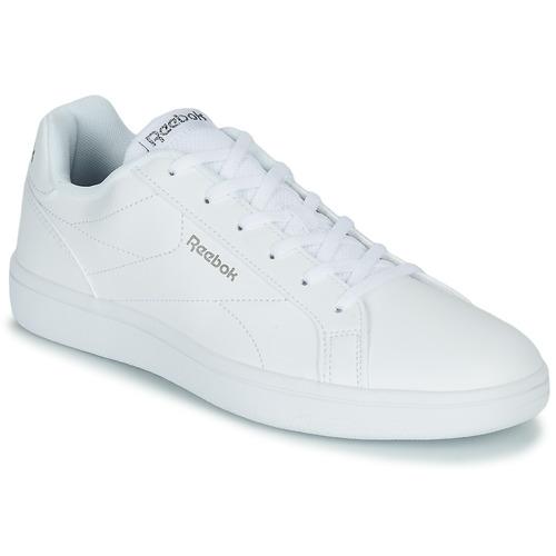 kengät Naiset Matalavartiset tennarit Reebok Royal RBK ROYAL COMPL White