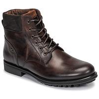 kengät Miehet Bootsit André VARAPE Brown