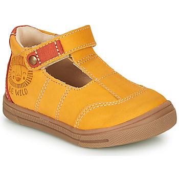 kengät Pojat Sandaalit ja avokkaat GBB ARENI Yellow