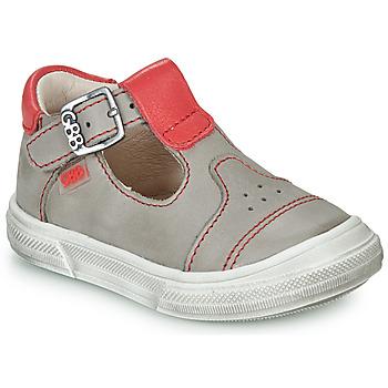 kengät Pojat Sandaalit ja avokkaat GBB DENYS Harmaa