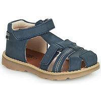 kengät Pojat Sandaalit ja avokkaat GBB SEVILLOU Sininen