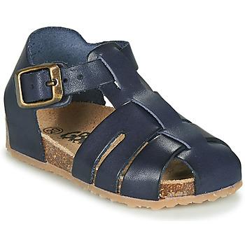 kengät Pojat Sandaalit ja avokkaat GBB FREDERICO Laivastonsininen