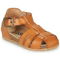 kengät Pojat Sandaalit ja avokkaat GBB FREDERICO Konjakki