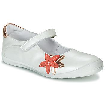 kengät Tytöt Balleriinat GBB EMILIETTE White