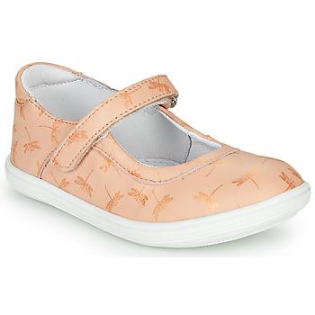 kengät Tytöt Balleriinat GBB PLACIDA Pink