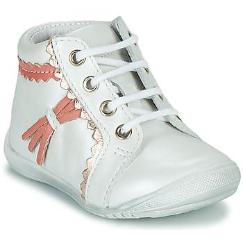 kengät Tytöt Bootsit GBB ACINTA White
