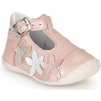 kengät Tytöt Balleriinat GBB AGATTA Vaaleanpunainen