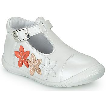 kengät Tytöt Balleriinat GBB AGATTA Valkoinen