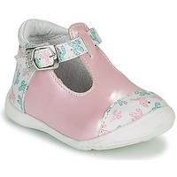kengät Tytöt Balleriinat GBB MERTONE Vaaleanpunainen