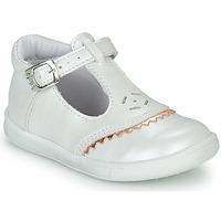 kengät Tytöt Balleriinat GBB AGENOR Valkoinen