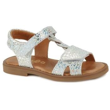 kengät Tytöt Sandaalit ja avokkaat GBB FARENA Hopea