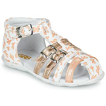kengät Tytöt Sandaalit ja avokkaat GBB RIVIERA Orange