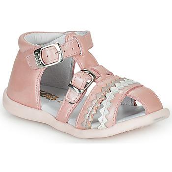 kengät Tytöt Sandaalit ja avokkaat GBB ALIDA Pink