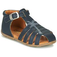 kengät Tytöt Sandaalit ja avokkaat GBB ANAYA Laivastonsininen