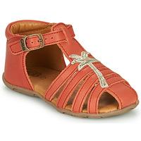 kengät Tytöt Sandaalit ja avokkaat GBB ANAYA Corail