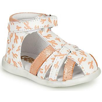 kengät Tytöt Sandaalit ja avokkaat GBB AGRIPINE Orange