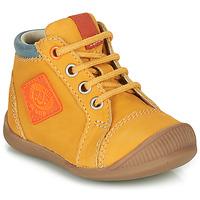kengät Pojat Korkeavartiset tennarit GBB TARAVI Yellow
