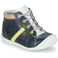kengät Pojat Korkeavartiset tennarit GBB GABRI Blue