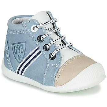 kengät Pojat Korkeavartiset tennarit GBB GABRI Sininen