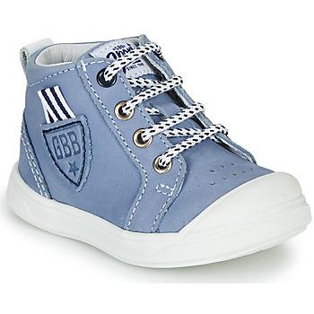 kengät Pojat Korkeavartiset tennarit GBB GREGOR Sininen