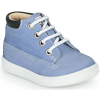 kengät Pojat Korkeavartiset tennarit GBB NORMAN Blue