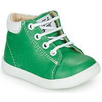 kengät Pojat Korkeavartiset tennarit GBB FOLLIO Green