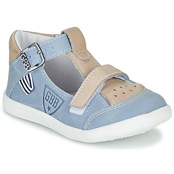 kengät Pojat Korkeavartiset tennarit GBB BERETO Blue