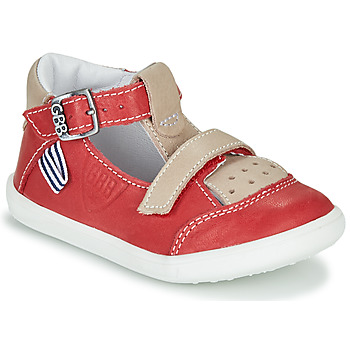 kengät Pojat Sandaalit ja avokkaat GBB BERETO Red